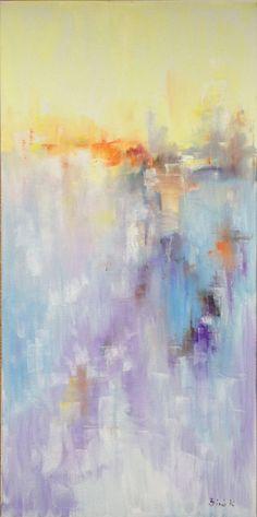"Saatchi Art Artist Konrad Biro; Painting, ""Island of tranquility...."" #art"