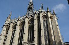 Imagens na Mala: Sainte-Chapelle -  Uma obra prima gótica