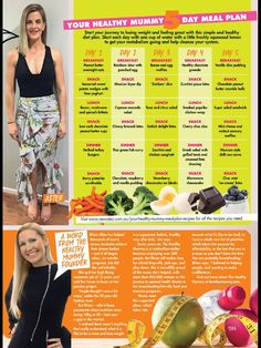 Read New Idea on Magzter Healthy Mummy, Healthy Diet Plans, How To Squeeze Lemons, How To Get, How To Plan, Read News, Feeling Great, Metabolism, Cleanse