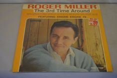 Vintage Record Roger Miller: The 3rd Time Around Album MGS-27068