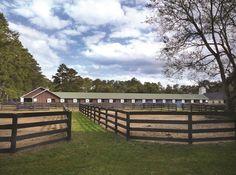 I love a dark fence. Horse Fencing, Florida Style, Barns, Equestrian, Fence, Addiction, Heaven, Horses, Future