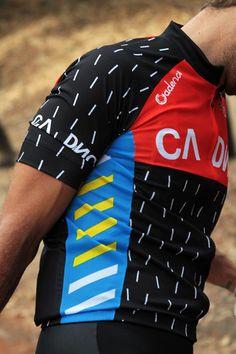 Cadence cycling jersey
