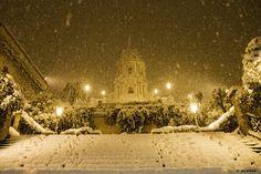 nevicata capodanno 2015