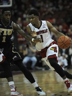 Louisville's Anton Gill drives against FIU ... University of Louisville Sports | The Courier-Journal 12.5.2014
