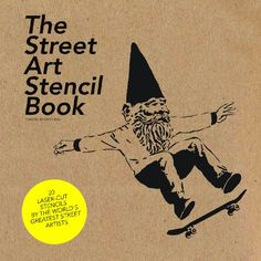 The Street Art Stencil Book by On Studio,http://www.amazon.com/dp/1856697010/ref=cm_sw_r_pi_dp_kMlZsb0VW5JTM2W... I want this for my birthday! haha