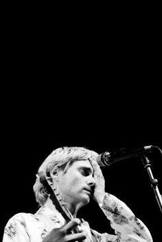 Kurt Cobain, Madrid 2 july 1992