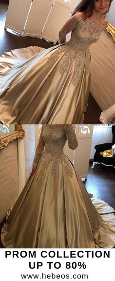 Simple Prom Dresses, simple prom dresses new prom gown vintage prom gowns elegant evening dress cheap evening gowns party gowns modest prom dress LBridal Simple Prom Dress, Elegant Prom Dresses, Prom Dresses Long With Sleeves, Prom Dresses 2018, Ball Gowns Prom, Formal Dresses For Women, Cheap Prom Dresses, Dress Prom, Formal Gowns