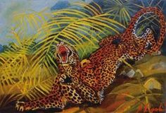 Antonio Ligabue, il pittore degli animali