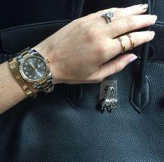 Cartier. Rolex. Hermès.