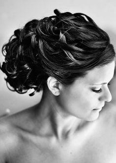 wedding hair by thebigbiglemon