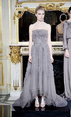 Rami Al Ali / Paris / Women / 2013-14 FW / Haute Couture / Runway, Fashion Show,fashion trend, fashion week, fashion blog,fashion online, HK blogger - ELLE HK
