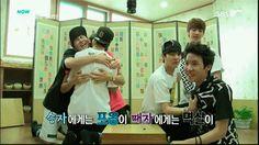 Yoongi, do you want to do the same with Hoseok? (2)