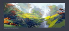 Skyforge. Autumn Setting 03 by Andead on DeviantArt