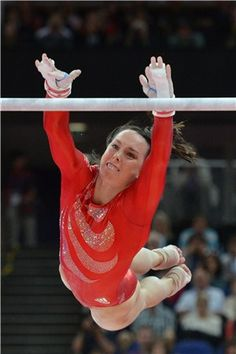 Olmpic Team GB gymnast Beth Tweddle put in the performance of her life on the uneven bars at ExCel to qualify for the Olympic finals.