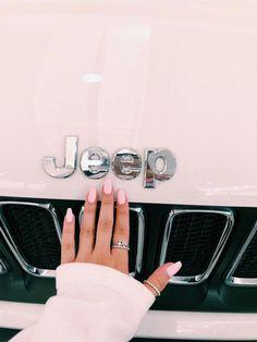 FESCO Pink Jeep Wave Sticker