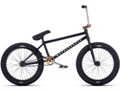 "wethepeople ""Trust"" 2017 BMX Bike - Black | kunstform BMX Shop & Mailorder - worldwide shipping"