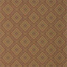 Thibaut Repertoire - Repertoire - Wallpaper - Brown