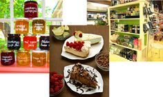 Jo-Ann's Deli Market & Bake Shop - Mahone Bay, Nova Scotia has kitchen parties and was voted best bakery.