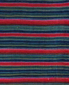 Tibetan Stripes 3