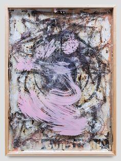 MICHAEL (ZHOU YINGHUA) CHOW - Pink Target