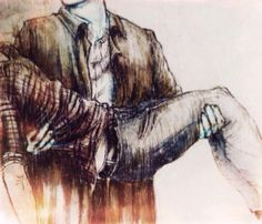 """Dean + Castiel: """"I need you promise me something. If I do go dark side, you gotta take me out."""" #spn"""