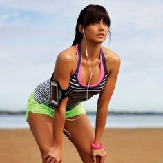 One of my favorite running outfits.. comfortable & pretty, Love it!