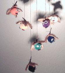 bendy doll family, dollhouse doll base, wood figures, rope doll, Garten und erstellen