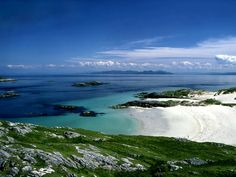 the north shore, isle of coll
