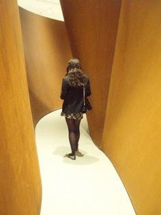 """""""La materia del tiempo"""" Exposición permanente/ Guggenheim Bilbao El mejor sitio para """"tirar"""" el tiempo"""