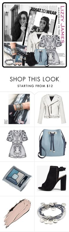 """""""Shay M...."""" by cindy88 ❤ liked on Polyvore featuring Stop Staring!, Lizzy James, Marc Jacobs, INC International Concepts, Bourjois, Boohoo and lizzyjames"""