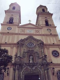 La #IglesiadeSanAntonio #Molyvade #viaje #CÁDIZ  http://molyvade.blogspot.com/2016/05/cadiz.html