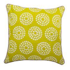 Cebi Circles cushion 60x60cm