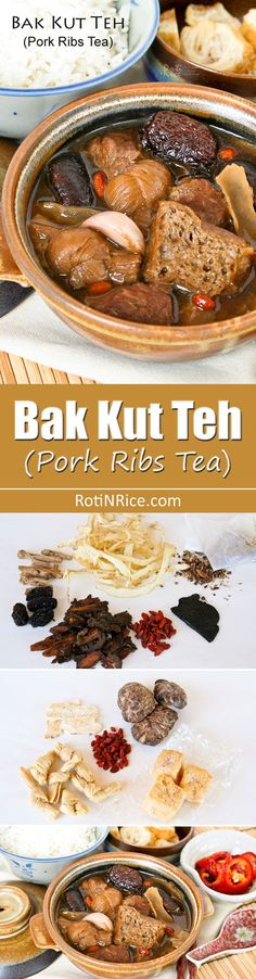 Bak Kut Teh (Pork Ribs Tea) is a Chinese herbal soup with dong gui known for its warming properties. This comforting dish is perfect for…