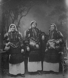 Makedonian Traditional Costumes
