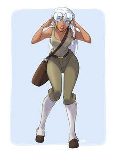 Kida as Milo. - Atlantis: The Lost Empire | 13 Disney Heroines Swap Clothes With Their Heroes