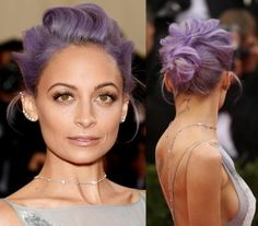 Proof Nicole Richie Can Work ANY Hair Color