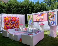 Lounges · Party & Event Decor · Balloon Artistry Corporate Event Design, Lounge Party, Ice Cream Party, Outdoor Parties, Event Decor, Balloons, Lounges, Home Decor, Globes