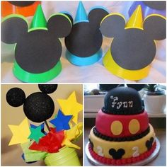 Mickie Mouse Party