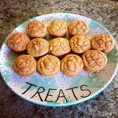 "Pumpkin Protein Muffins - use 1/4 cup Vi-Shape Shake mix as the ""vanilla protein powder!"""