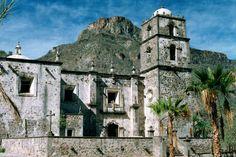Misiones de Baja California