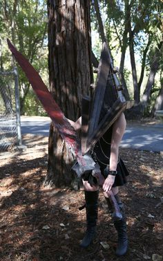 https://flic.kr/p/zPSUA8 | Pyramid Head (三角頭), from the Silent Hill (サイレントヒル) video games