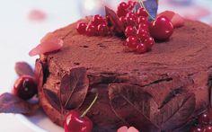 Geheime Rezepte: Kirschen-Schokolade-Torte