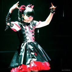 Happy kawaii Monday 菊地 最愛 #MOAMETAL #BABYMETAL #DEATH #菊地最愛 #kawaii #japan ٩(๑´0`๑)۶...