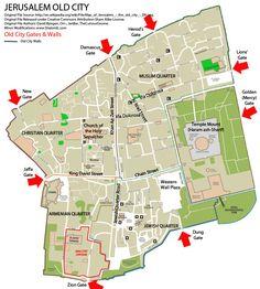 City Of David  Ancient Jerusalem  Israel  Pinterest  Jerusalem