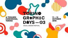 Torino Graphic Days 2018   Slanted - Typo Weblog und Magazin Kids Graphic Design, Web Design, Layout Design, Logo Design, Turin, Magazin Design, Printable Scrapbook Paper, Marca Personal, Ui Design Inspiration