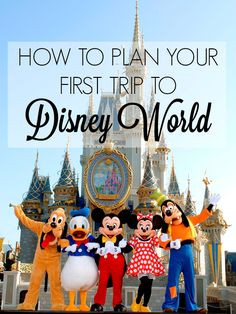 How to plan your first trip to Disney World - Escape With Kids - I had no idea how much detailed planning I would end up doing for our trip to Orlando, Florida next month. And most of it has been for Walt Disney World Resort. There is so much I wish I had known sooner, so I have set it all down