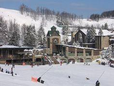 7 Springs Ski Resort, Seven Springs, Pennsylvania