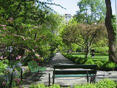 Gramercy Park - New York