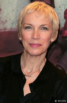 Annie Lennox. What can I say? She's ALL that!