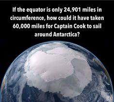 Flat Earth Proof